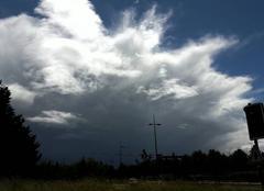 Nuages Lieusaint 77127 Explosion de nuage