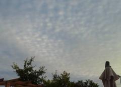 Nuages Egreville 77620 Joli nuage