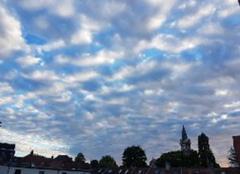 Nuages Lambersart 59130 Super beau nuage