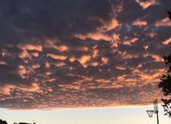 Ciel Metigny 80270 Magnifique ciel