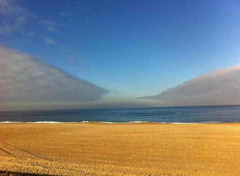 Un matin plage de la madrague