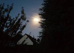 Ciel Morigny-Champigny 91150 Fin de nuit