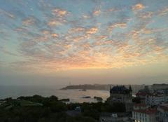 Ciel Biarritz 64200 Ciel ce matin à Biarritz