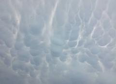 Nuages Montoison 26800 Beaux nuages d'orages