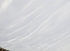 Ciel Loriol-sur-Drome 26270 Vagues dans le ciel !