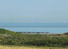 Mer Audinghen 62179 La Manche-Cap Gris-Nez et Côtes anglaises-13/06/2017