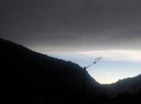 Fin de l'orage