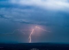 Orage Bourgoin-Jallieu 38300 Ambiances orageuses de l ain