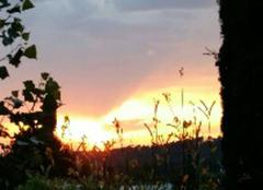 Ciel Villes-sur-Auzon 84570 Soir de juin