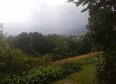 Orage Aussillon 81200 Chaud et humide sur Mazamet