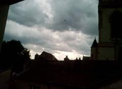 Nuages Metz 57000 Les nuages