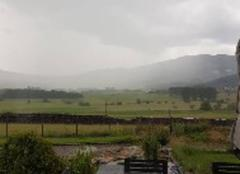 Pluie Osenbach 68570 Orage