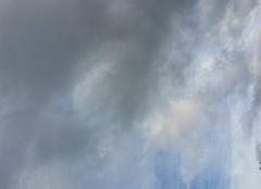 Nuages Sainte-Catherine 62223 Ciel bleu et gros nuages