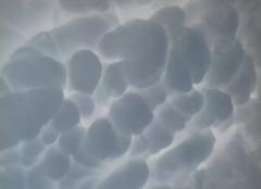 Ciel Perpignan 66000 Boules de coton