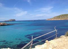 Mer Sant Antoni de Portmany 07820 Ibiza sous le soleil