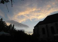 Nuages Doulaincourt-Saucourt 52270 Est-ce signe d'orage ?