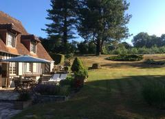 Ciel Saint-Julien-de-Mailloc 14290 Déjeuner sur l herbe