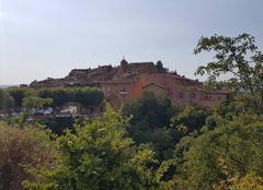 Chaleur Roussillon 84220 Roussillon