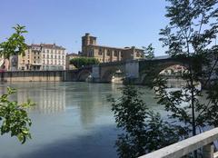 Chaleur Bourg-de-Peage 26300 Chaleur sur les quais de l'Isère