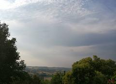 Nuages Miradoux 32340 Couverture nuageuse