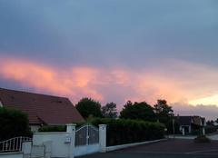 Ciel Saint-Parize-le-Chatel 58490 Ciel rosé