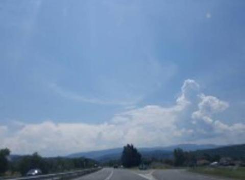 Les nuages arrivent