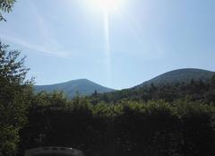 Ciel Mont-Dore 63240 Beau temps
