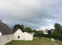 Ciel Saint-Quay-Portrieux 22410 Ciel bien chargé mais pas de pluie