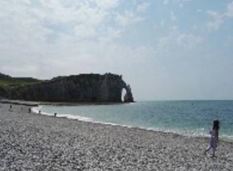 Fin de la canicule sur les côtes de la Manche ?