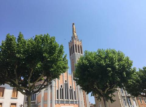 Canicule sur la ville et Notre-Dame