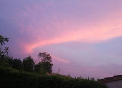Ciel Angoulême 16000 Photo du ciel  depuis chez moi 22h00