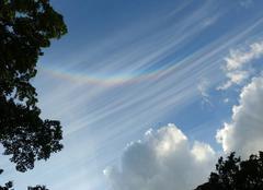 Ciel Barentin 76360 +arc en ciel inversé