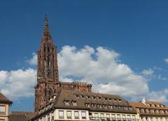 Chaleur Strasbourg 67000 C'est l'été sur l'Alsace.