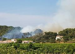 Chaleur Lignan-sur-Orb 34490 Feu