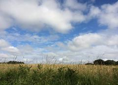 Nuages Saint-Clet 22260 Des nuages, des nuages et encore des nuages
