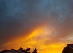 Ciel Bazas 33430 Ciel de Bazas du 25 Juin 2017