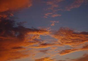 Ciel Merignac 33700 Avant les orages sur la Sud-Ouest