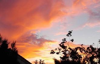 Nuages Merignac 33700 Des nuages dans le ciel