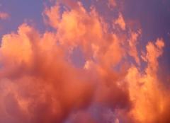 Ciel Chardogne 55000 Nuages flamboyants
