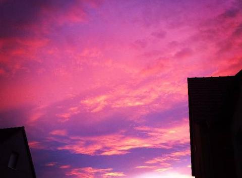 Magnifique ciel