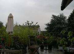Nuages Châtenay-Malabry 92290 La pluie enfin