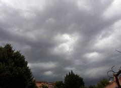 Orage Toulouse 31000 L'orage arrive