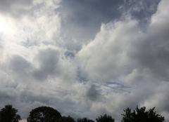 Ciel Plouha 22580 Une belle couverture nuageuse sur Plouha