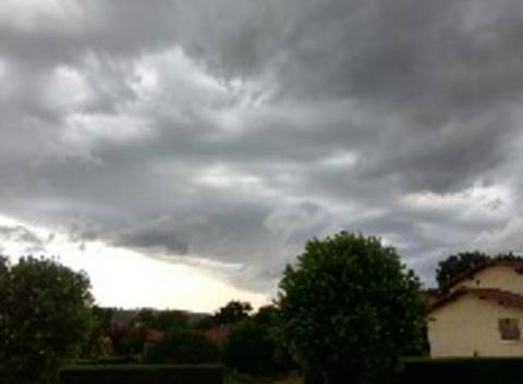 Formation orage