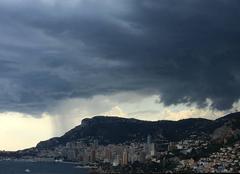 Orage Roquebrune-Cap-Martin 06190 Orageux