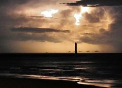 Orage Port-la-Nouvelle 11210 Un soir d'orage