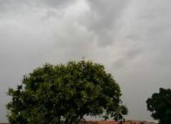 Pluie Lunel 34400 Début