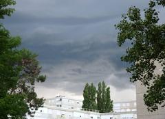 Orage Pont-Eveque 38780 A 19 h 40