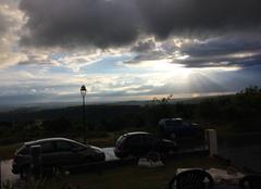 Pluie Aiglemont 08090 Orage