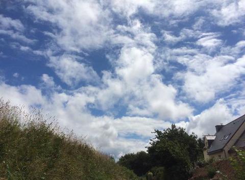 Un ballet de nuages